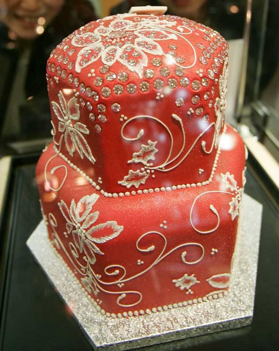 Diamond Fruitcake