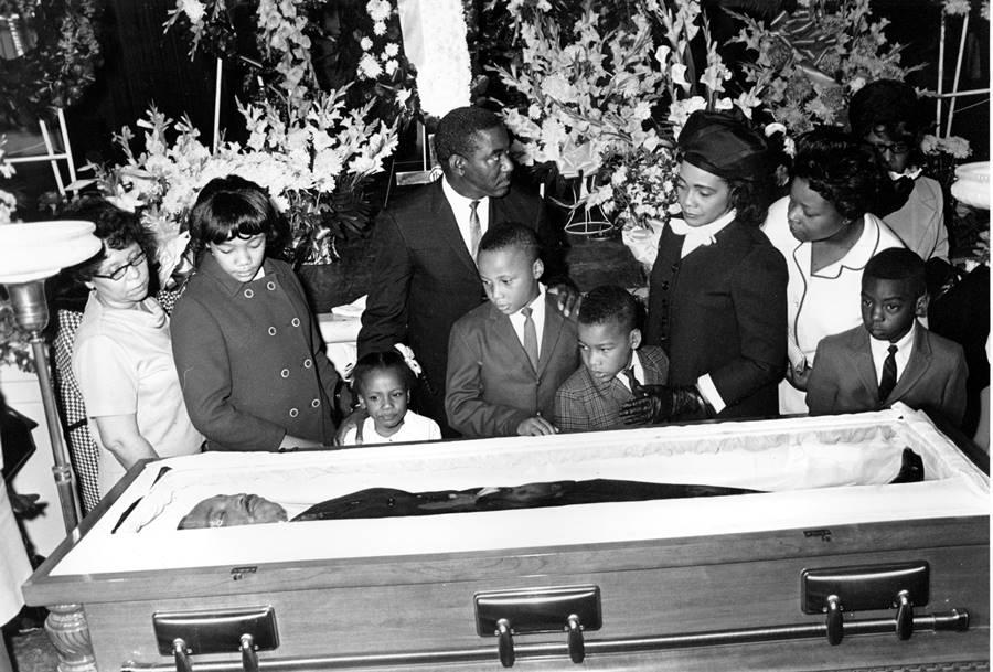 A morte de Martin Luther King Jr.