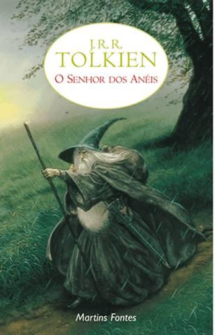 O Senhor dos Aneis - um dos livros mais vendidos da história