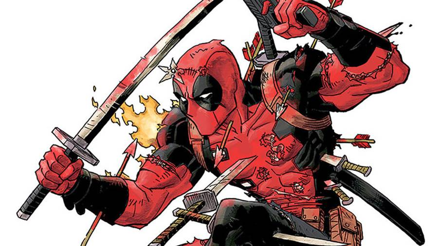 Deadpool, o tagarela imortal