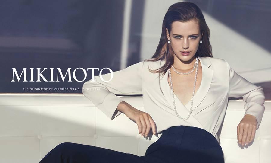 Marca de joias Mikimoto