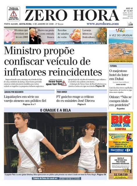 Jornal Zero Hora