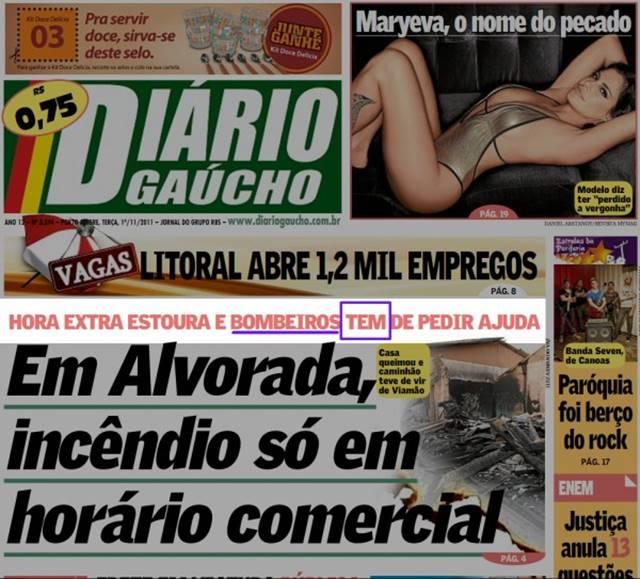 Jornal Diário Gaúcho