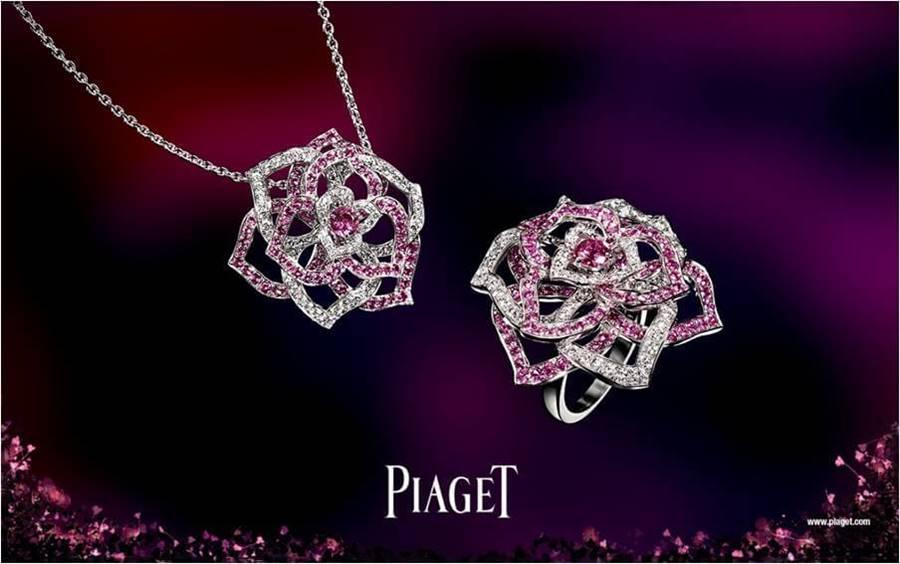Marca de joias Piaget