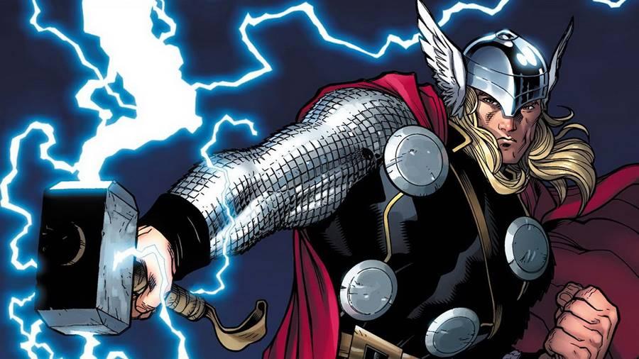 Thor, o Deus do Trovão