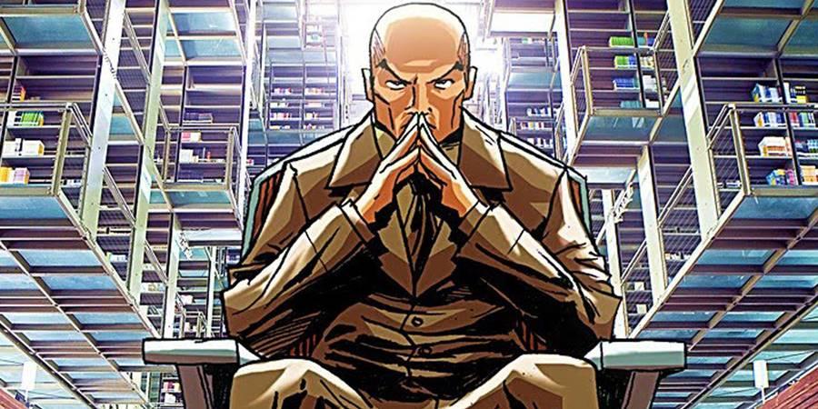 Professor X, um dos heróis mais poderosos e inteligentes da Marvel