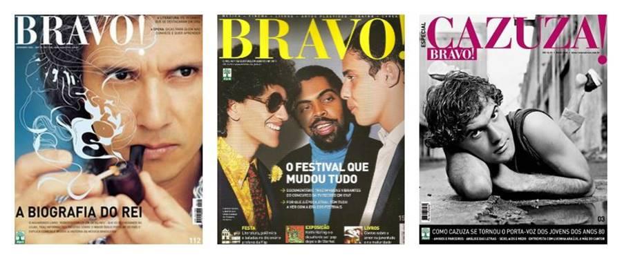 Bravo, uma das revistas impressas brasileiras que saiu de circulação
