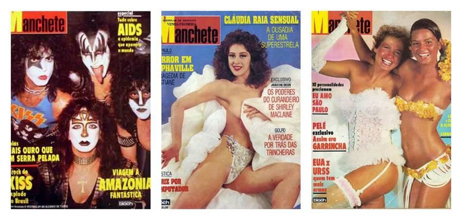 Machete, uma das revistas impressas brasileiras que saiu de circulação