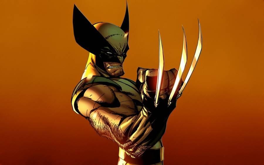 Wolverine e seu fator de cura