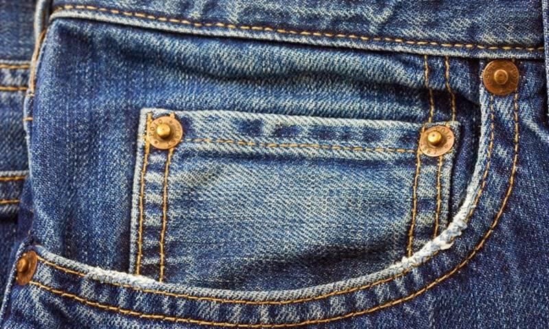 Bolso pequeno da calça jeans - funções que você não conhecia
