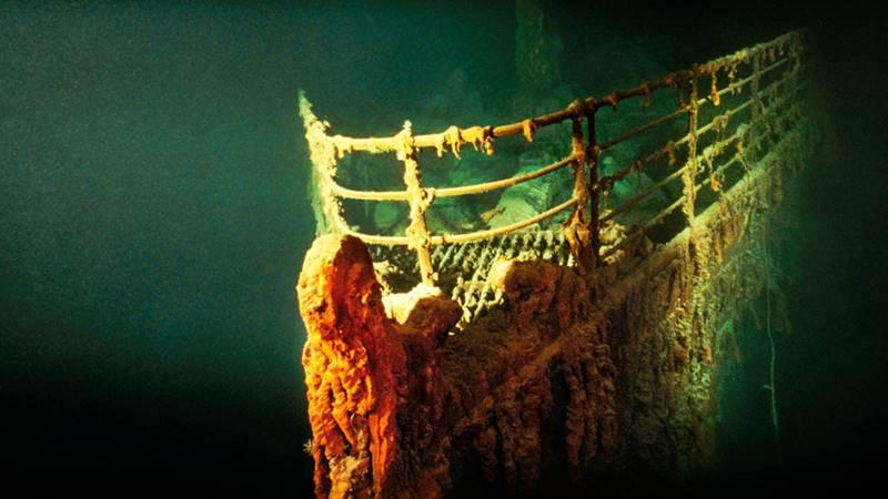 Farsa do Titanic e o barca que afundou