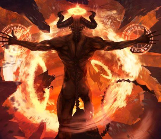 Nome do diabo