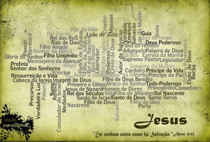 Nomes de Jesus Cristo