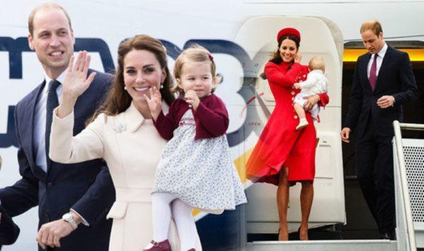 Regras para os membros da família real