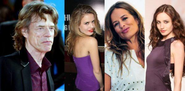As belas filhas dos famosos