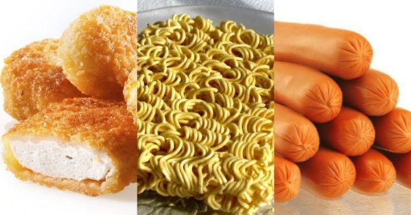 Alimentos para ficar longe