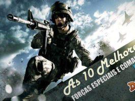 Forças Especiais e Comandos: Quando a encrenca é grande são eles que os governos chamam. US Navy Seals, Tropa de Elite, Delta, Cobra. Conheça as maiores.