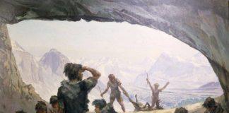 Homens da era do gelo usavam palavras semelhantes as nossas