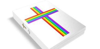 Já sabem da Bíblia colorida lançada para a comunidade gay?