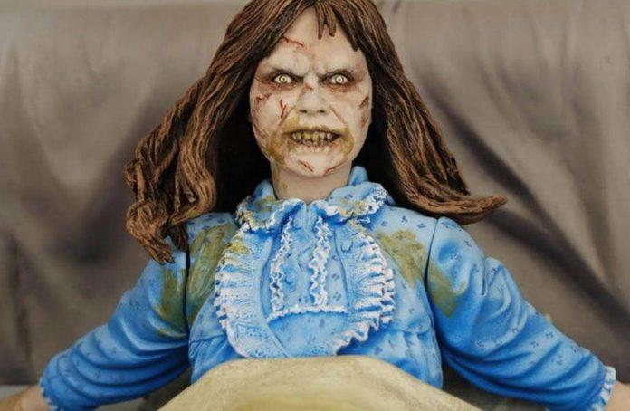 Nos bastidores do filme O Exorcista (vídeo raro)