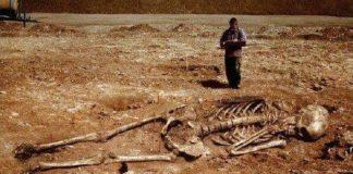 Fotos mostram claramente a evidência da existência de gigantes na Terra (1)