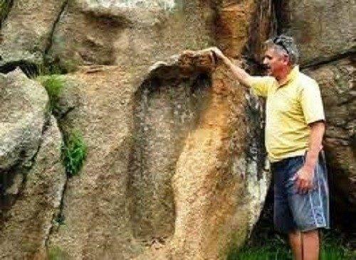 Fotos mostram claramente a evidência da existência de gigantes na Terra (10)