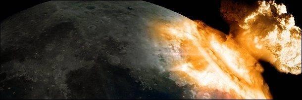 EUA planejava detonar uma bomba nuclear na Lua