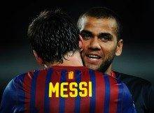 Messi VS Daniel Alves, é tudo ou nada na Copa do Mundo 2014