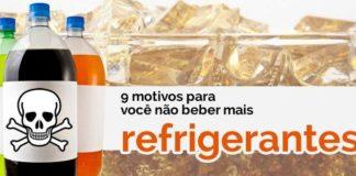 9 motivos para você não beber mais refrigerantes (1)